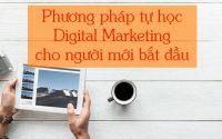 cách học digital marketing cho người mới