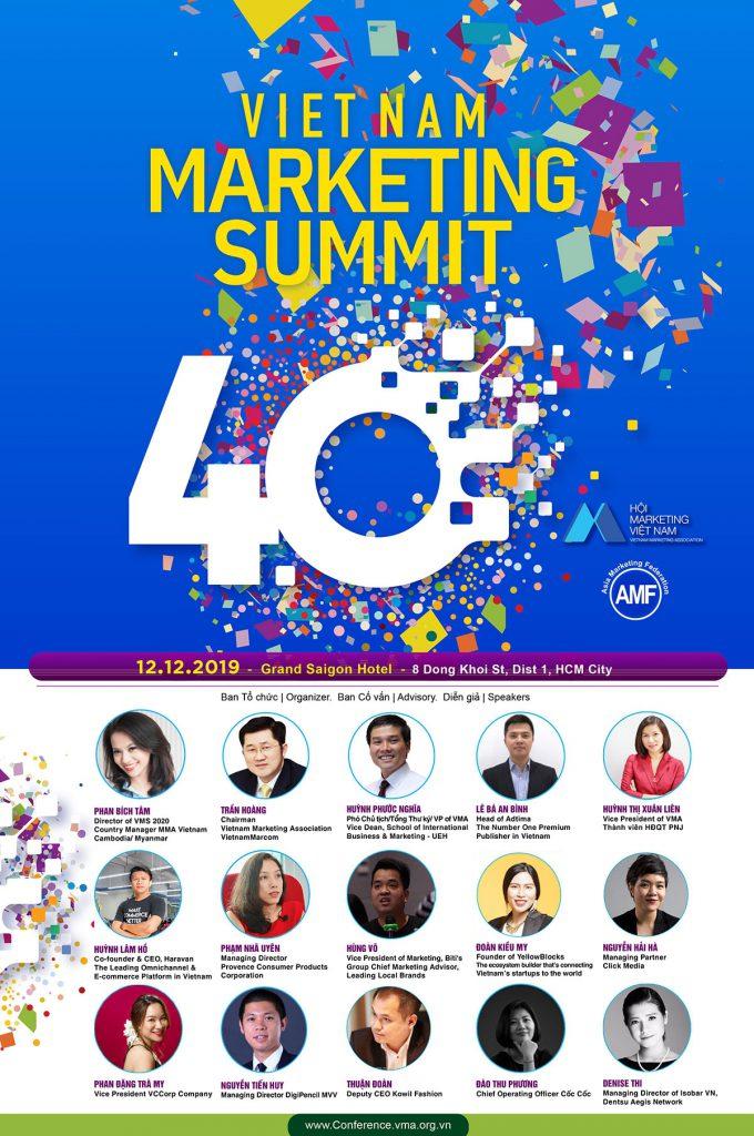 vietnam marketing summit 2020