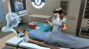 y tế thực tế ảo