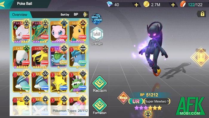 mua nick game Bảo Bối Huyền Thoại - Thi Đấu Pokemon Thế Hệ Mới